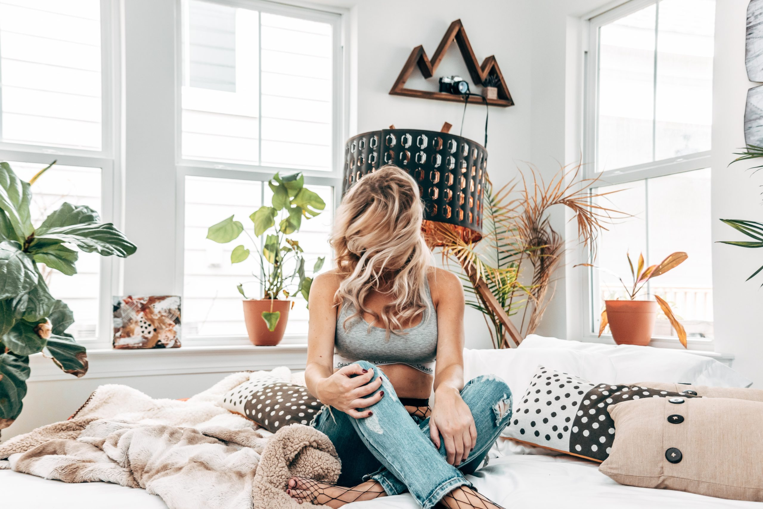 Creating Instagram Content At Home