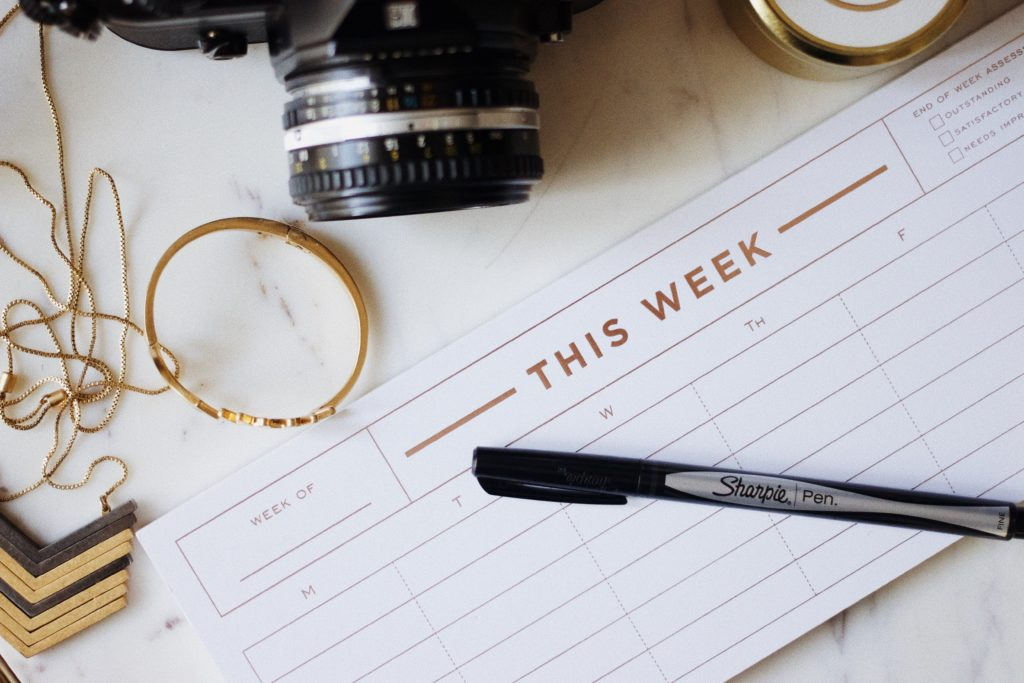 Wolf Global_Creating A Cohesive Instagram Feed_Schedule