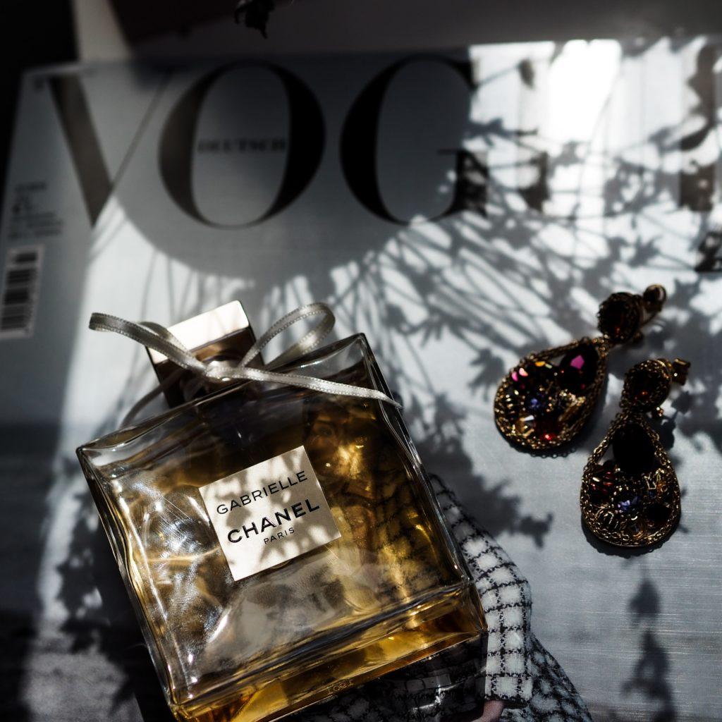 Wolf Global_Long Term Brand Partnerships_Chanel Gabrielle Perfume Vogue