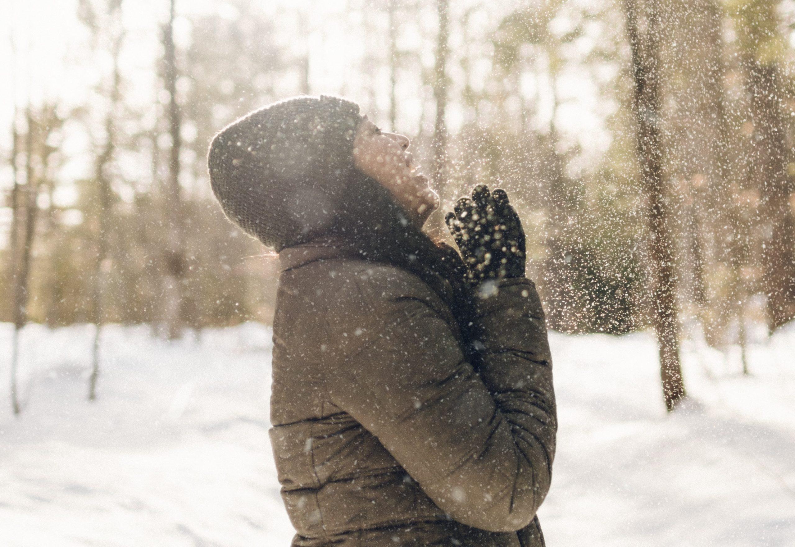 Creative Winter Photoshoot Ideas for Instagram