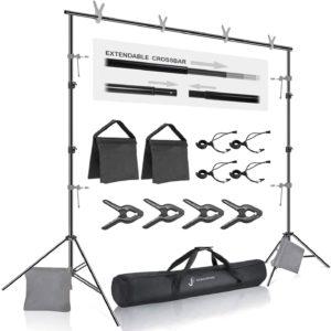 Wolf Global_Beauty Blogger Tools_Backdrop Kit