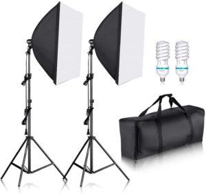 Wolf Global_Beauty Blogger Tools_Lighting Kit