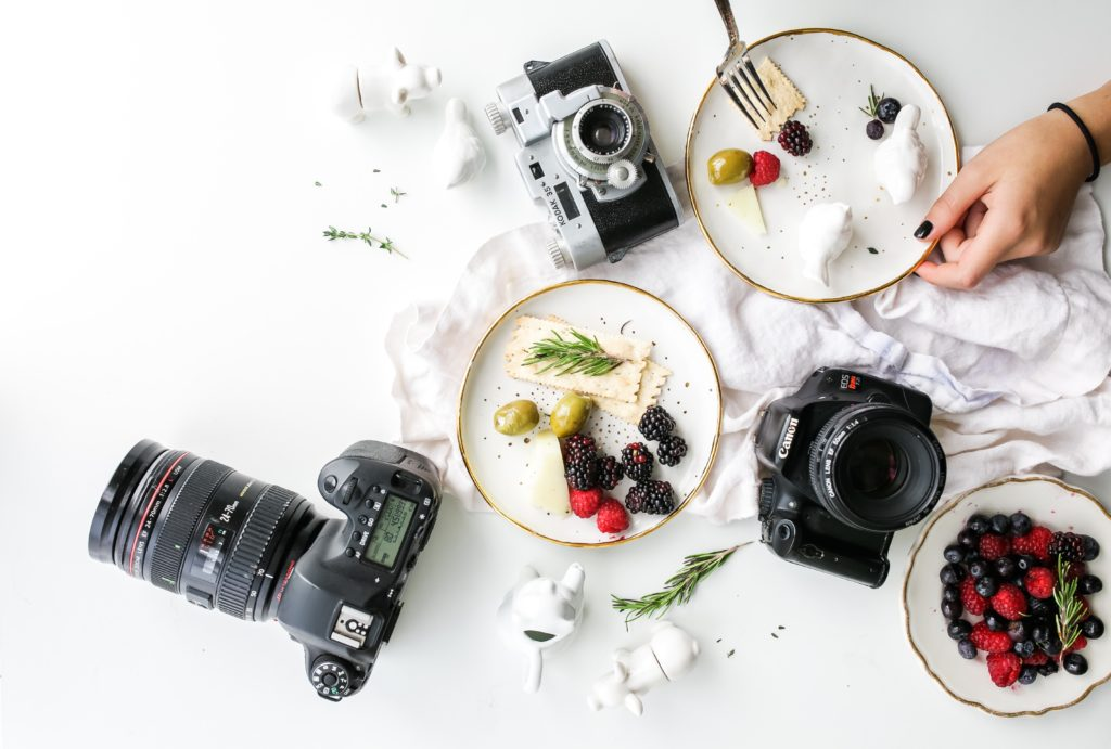 Wolf Global_Best Tools For Food Bloggers_Camera