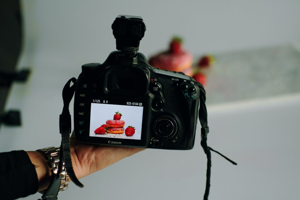 Wolf Global_Creating Online Content_Food Photographer